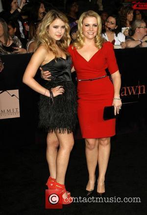 Taylor Spreitler and Melissa Joan Hart