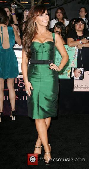Jennifer Love-Hewitt The Twilight Saga: Breaking Dawn - Part 1 World Premiere held at Nokia Theatre L.A. Live  Los...