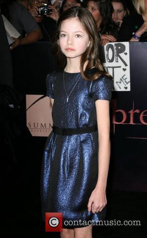 Mackenzie Foy The Twilight Saga: Breaking Dawn - Part 1 World Premiere held at Nokia Theatre L.A. Live  Los...
