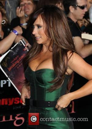 Jennifer Love Hewitt  The Twilight Saga: Breaking Dawn - Part 1 World Premiere held at Nokia Theatre L.A. Live...