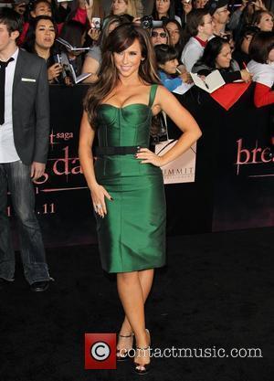 Jennifer Love Hewitt  The Twilight Saga: Breaking Dawn - Part 1 World Premiere held at Nokia Theatre L.A. Live...