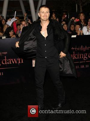 Charlie Bewley The Twilight Saga: Breaking Dawn - Part 1 World Premiere held at Nokia Theatre L.A. Live Los Angeles,...