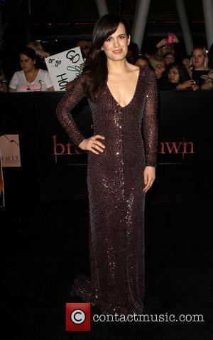 Elizabeth Reaser The Twilight Saga: Breaking Dawn - Part 1 World Premiere held at Nokia Theatre L.A. Live Los Angeles,...