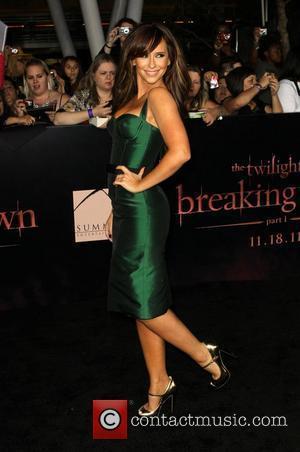 Jennifer Love Hewitt The Twilight Saga: Breaking Dawn - Part 1 World Premiere held at Nokia Theatre L.A. Live Los...