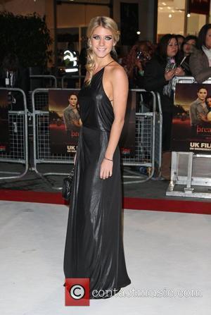 Melanie Slade The Twilight Saga: Breaking Dawn: Part 1 film premiere, held at Westfield - Arrivals London, England - 16.11.11