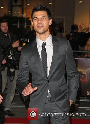 Taylor Lautner The Twilight Saga: Breaking Dawn: Part 1 film premiere, held at Westfield - Arrivals London, England - 16.11.11