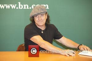 Brian Johnson and Ac Dc