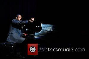 Brian McKnight performs during his 'Just Me Tour' presented by Hot 105 at the Fillmore in Miami Beach  Miami...