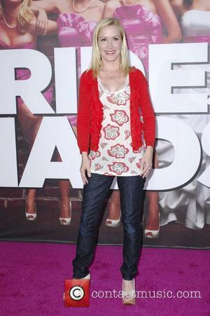 Angela Kinsey  The Premiere of 'Bridesmaids' held at Mann Village Theatre - Arrivals Los Angeles, California - 28.04.11