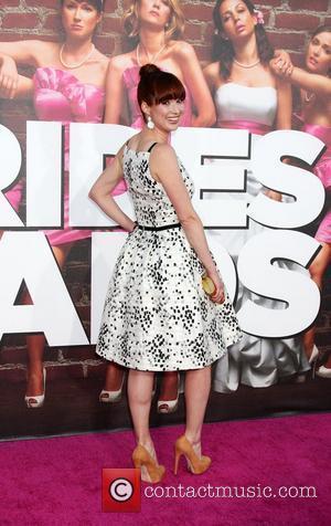 Ellie Kemper The Premiere of 'Bridesmaids' held at Mann Village Theatre - Arrivals Los Angeles, California - 28.04.11