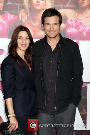 Amanda Anka, Jason Bateman The Premiere of 'Bridesmaids' held at Mann Village Theatre - Arrivals Los Angeles, California - 28.04.11