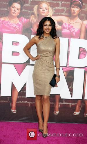 Kali Hawk The Premiere of 'Bridesmaids' held at Mann Village Theatre - Arrivals Los Angeles, California - 28.04.11
