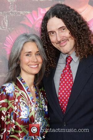 Suzanne Krajewski, Weird Al Yankovic The Premiere of 'Bridesmaids' held at Mann Village Theatre - Arrivals Los Angeles, California -...