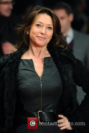 Cherie Lunghi Brighton Rock - UK film premiere held at the Odeon West End. London, England - 01.02.11