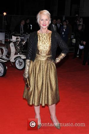 Odeon West End, Helen Mirren