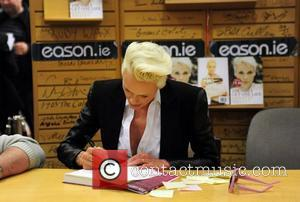 Brigitte Nielsen signs copies of her book 'You Only Get One Life' at Easons Dublin, Ireland - 21.05.11