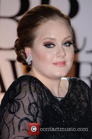 Adele  The BRIT Awards 2011 at the O2 Arena - Arrivals London, England - 15.02.11