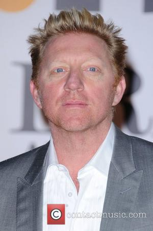Boris Becker  The BRIT Awards 2011 at the O2 Arena - Arrivals London, England - 15.02.11