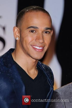 Lewis Hamilton  The BRIT Awards 2011 at the O2 Arena - Arrivals London, England - 15.02.11