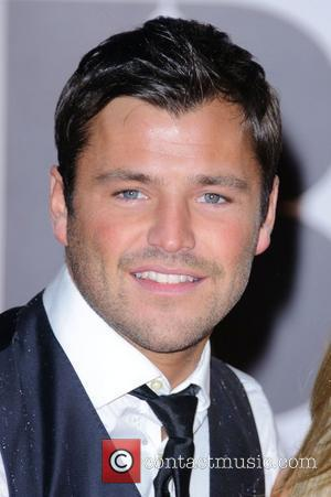 Mark Wright  The BRIT Awards 2011 at the O2 Arena - Arrivals London, England - 15.02.11