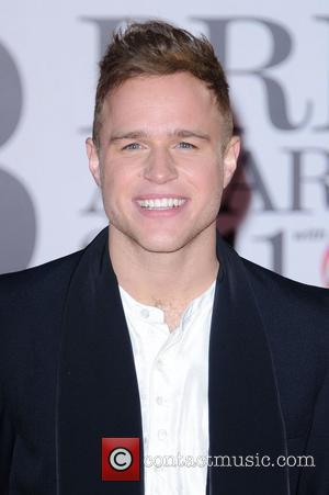 Olly Murs and Kayla Collins