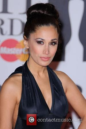 Preeya Kalidas  The BRIT Awards 2011 at the O2 Arena - Arrivals London, England - 15.02.11