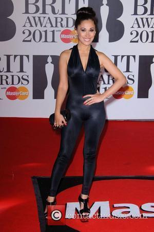 Preeya Kalidas  The BRIT Awards 2011 at the O2 Arena - Arrivals London, England - 15.02.11