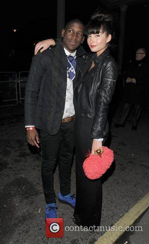 Labrinth aka Timothy McKenzie and Yasmin aka Yasmin Shahmir. The BRIT Awards 2011 afterparty, held at the Savoy Hotel London,...