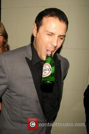 Paddy McGuinness The BRIT Awards 2011Sony afterparty held at The Gaucho O2 - Departures London, England - 15.02.11