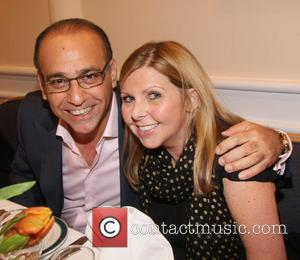 Theo Paphitis and Guest Britain's Biggest Curry Party held at Malabar Junction  London, England - 18.10.11