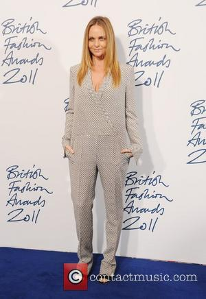 Stella McCartney  2011 British Fashion Awards held at the Savoy Hotel - Arrivals. London, England - 28.11.11