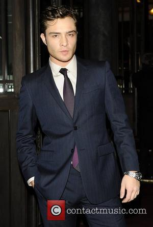 Ed Westwick,  at the London Evening Standard British Film Awards 2011 at the Marriot Hotel - Arrivals London, England...