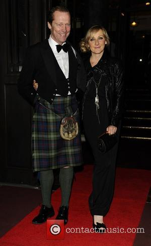 Lesley Sharp; Iain Glen,  at the London Evening Standard British Film Awards 2011 at the Marriot Hotel - Arrivals...
