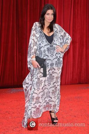 Alison King The British Soap Awards at Granada Television Studios - Arrivals  Manchester, England - 14.05.11