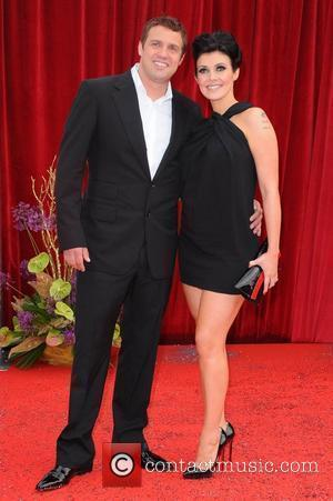 Jamie Lomas; Kym Marsh The British Soap Awards at Granada Television Studios - Arrivals  Manchester, England - 14.05.11