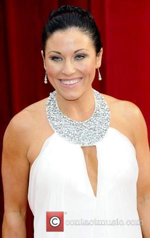Jessie Wallace The British Soap Awards at Granada Television Studios - Arrivals  Manchester, England - 14.05.11