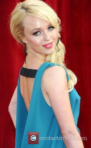 Jorgie Porter The British Soap Awards at Granada Television Studios - Arrivals  Manchester, England - 14.05.11