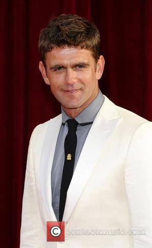 Scott Maslen The British Soap Awards at Granada Television Studios - Arrivals  Manchester, England - 14.05.11