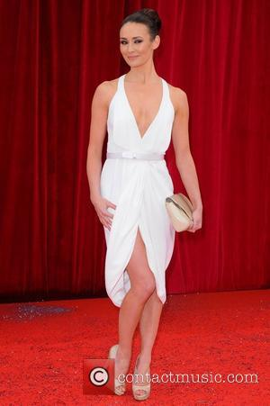 Claire Cooper The British Soap Awards at Granada Television Studios - Arrivals Manchester, England - 14.05.11