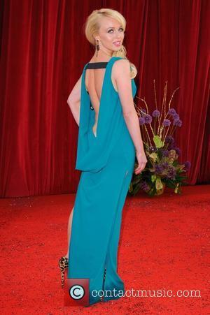 Jorgie Porter The British Soap Awards at Granada Television Studios - Arrivals Manchester, England - 14.05.11