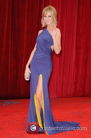 Katherine Kelly The British Soap Awards at Granada Television Studios - Arrivals Manchester, England - 14.05.11