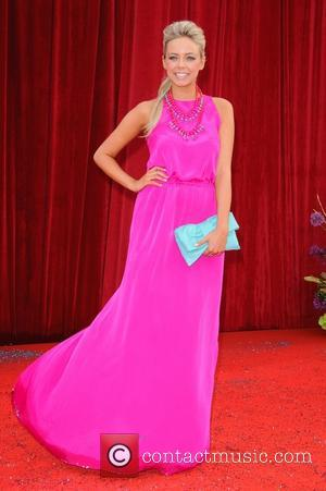 Sacha Parkinson The British Soap Awards at Granada Television Studios - Arrivals Manchester, England - 14.05.11