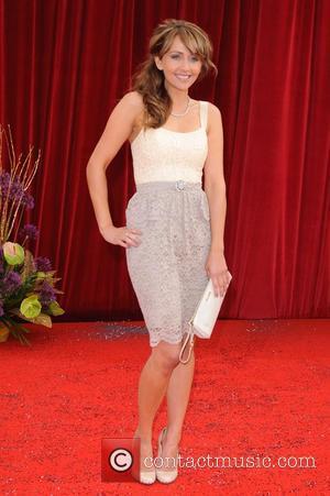 Samia Smith The British Soap Awards at Granada Television Studios - Arrivals Manchester, England - 14.05.11