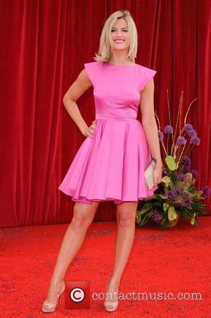 Sarah Jayne Dunn The British Soap Awards at Granada Television Studios - Arrivals Manchester, England - 14.05.11