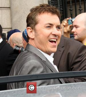 Shane Richie The British Soap Awards at Granada Television Studios - Hotel Departures Manchester, England - 14.05.11