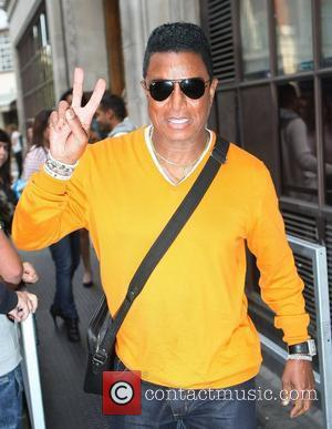 Jermaine Jackson Celebrities outside the BBC Radio One studios London, England - 15.09.11