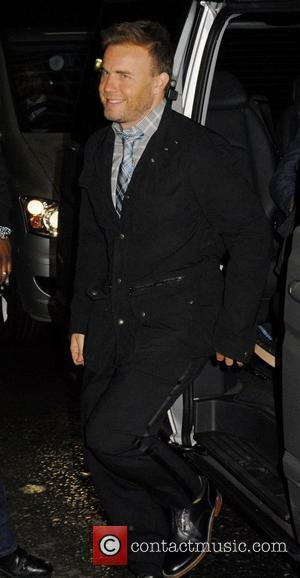 Gary Barlow at The BRIT Awards 2011 afterparty held at the Savoy - Arrivals. London, England - 15.02.11