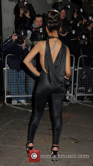 Preeya Kalidas  at The BRIT Awards 2011 afterparty held at the Savoy - Arrivals. London, England - 15.02.11