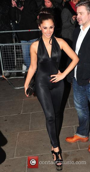 Preeya Kalidas Brit Awards afterparty held at the Savoy - Arrivals London, England - 15.02.11