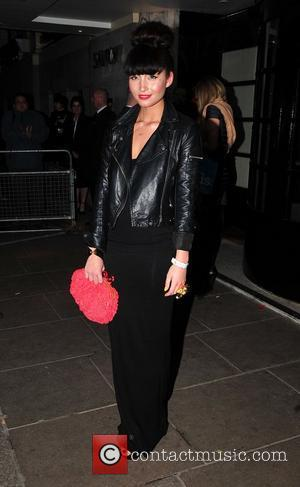 Yasmin Brit Awards afterparty held at the Savoy - Arrivals London, England - 15.02.11